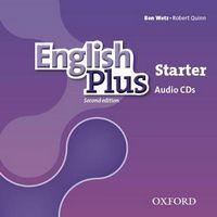Диск для лазерних систем зчитування English Plus 2E: Starter Class CD (X3)