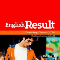 Диск для лазерних систем зчитування English Result Elementary Class Audio CDs (2)