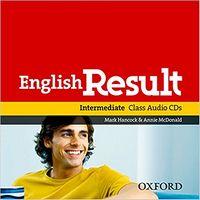 Диск для лазерних систем зчитування English Result Intermediate: Class Audio CDs (2)