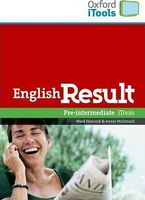 Диск для лазерних систем зчитування English Result Pre-Intermediate: Teacher's iTools Pack