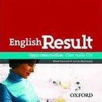 Диск для лазерних систем зчитування English Result Upper-Intermediate: Class Audio CD