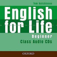 Диск для лазерних систем зчитування English for Life Beginner: Class Audio CD (3)
