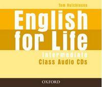 Диск для лазерних систем зчитування English for Life Intermediate: Class Audio CDs (3)