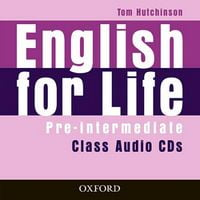 Диск для лазерних систем зчитування English for Life Pre-Int: Class Audio CD (3)