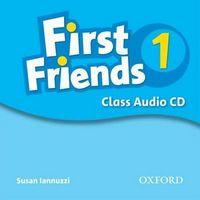 Диск для лазерних систем зчитування First Friends 1: Class Audio CD