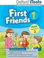 Диск для лазерних систем зчитування First Friends 1: iTools CD-ROM
