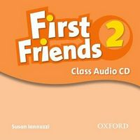 Диск для лазерних систем зчитування First Friends 2: Class Audio CD