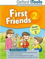 Диск для лазерних систем зчитування First Friends 2: iTools CD-ROM