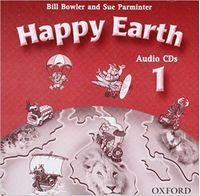 Диск для лазерних систем зчитування Happy Earth 1 Audio CD (2)