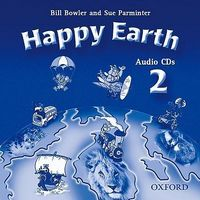 Диск для лазерних систем зчитування Happy Earth 2 Audio CD (2)