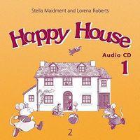 Диск для лазерних систем зчитування Happy House 1: Class Audio CD (1)