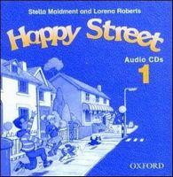 Диск для лазерних систем зчитування Happy Street 1: Class Audio CDs (2)