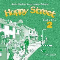 Диск для лазерних систем зчитування Happy Street 2: Class Audio CDs (2)