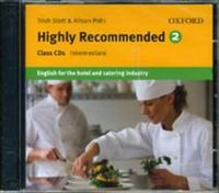 Диск для лазерних систем зчитування Highly Recommended, New Edition Level 2:  Class Audio CDs (2)