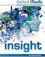 Диск для лазерних систем зчитування Insight: Pre-Intermediate iTools DVD-ROM