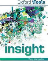 Диск для лазерних систем зчитування Insight: Upper - Intermediate iTools DVD-ROM