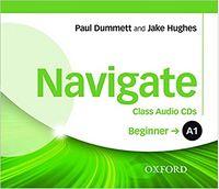Диск для лазерних систем зчитування Navigate Beginner A1 Class Audio CD (3)