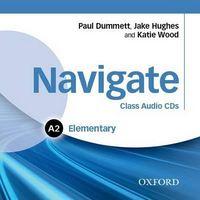Диск для лазерних систем зчитування Navigate Elementary A2 Class Audio CD (3)