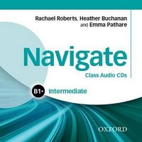 Диск для лазерних систем зчитування Navigate Intermediate B1+ Class Audio CD (3)