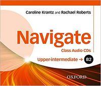 Диск для лазерних систем зчитування Navigate Upper-Intermediate B2 Class Audio CD (3)