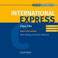 Диск для лазерних систем зчитування New International Express   Upper-Int: Class CD