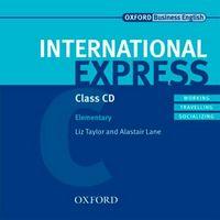 Диск для лазерних систем зчитування New International Express Elementary: Class Audio CD (1)