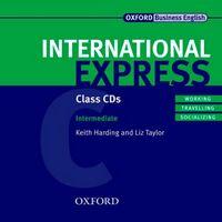 Диск для лазерних систем зчитування New International Express Intermediate: Class Audio CDs (2)