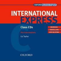 Диск для лазерних систем зчитування New International Express Pre-Int: Class Audio CDs (2)
