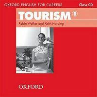 Диск для лазерних систем зчитування Oxford English for Careers: Tourism 1: Audio CD (шт)