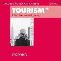 Диск для лазерних систем зчитування Oxford English for Careers: Tourism 2: Audio CD