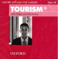 Диск для лазерних систем зчитування Oxford English for Careers: Tourism 3: Audio CD