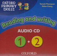 Диск для лазерних систем зчитування Oxford Primary Skills 1-2: Class Audio CD