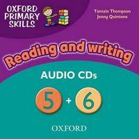 Диск для лазерних систем зчитування Oxford Primary Skills 5-6: Class Audio CD