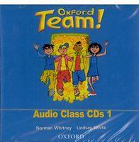 Диск для лазерних систем зчитування Oxford Team 1 Class CD