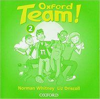 Диск для лазерних систем зчитування Oxford Team 2 Class CD (шт)