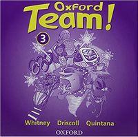 Диск для лазерних систем зчитування Oxford Team 3 Class CD
