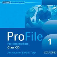 Диск для лазерних систем зчитування ProFile 1: Class Audio CD (1)