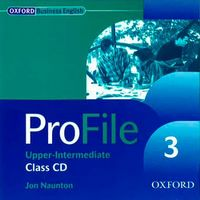 Диск для лазерних систем зчитування ProFile 3: Class Audio CD (1)