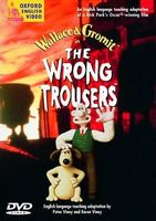 Диск для лазерних систем зчитування The Wrong Trousers: DVD