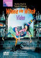 Диск для лазерних систем зчитування Winnie the Witch: DVD