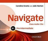 Диск для лезерних систем зчитування Navigate Pre-Intermediate B1 Class Audio CD (3)