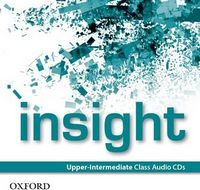 Диск длялазерних систем зчитування Insight: Upper Intermediate Class CDs (2)