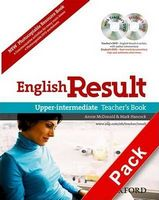 Набір плакатів та наглядних карток English Result Upper-Intermediate: Teacher's Resource Pack