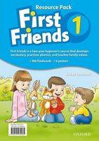 Набір плакатів та наглядних карток First Friends 1: Teacher's Resource Pack