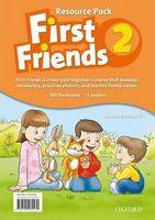 Набір плакатів та наглядних карток First Friends 2: Teacher's Resource Pack