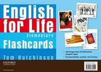Наглядні картки English for Life Elementary : ITOOLS Flashcards