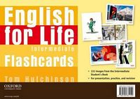Наглядні картки English for Life Intermediate: ITOOLS Flashcards