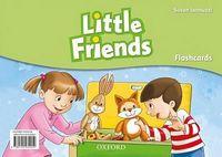 Наглядні картки Litte Friends Flashcards