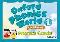 Наглядні картки Oxford Phonics World 1 Phonics Cards