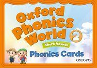 Наглядні картки Oxford Phonics World 2 Phonics Cards